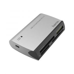 HAMA Kortläsare USB-A 2.0