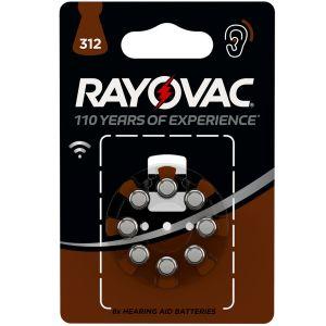 Rayovac Acoustic Special 312 PR41 till