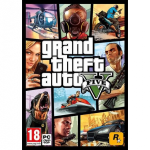 Grand Theft Auto V GTA 5 PC-download