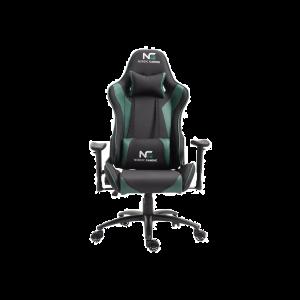 Nordic Gaming Teen Racer Chair Grön/Svart