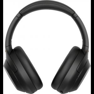 Sony WH-1000XM4 Svart - OBS! Fyndklass 1